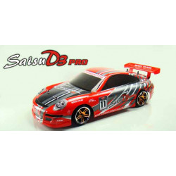 Carrocería 1/10 On Road RC Touring Saisu D3Pro