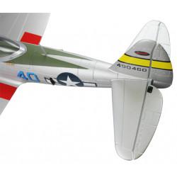 Avión RC P47 Thunderbolt PNP Dynam