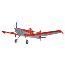Avión RC Cessna 188 Dynam PNP 1500mm Brushless
