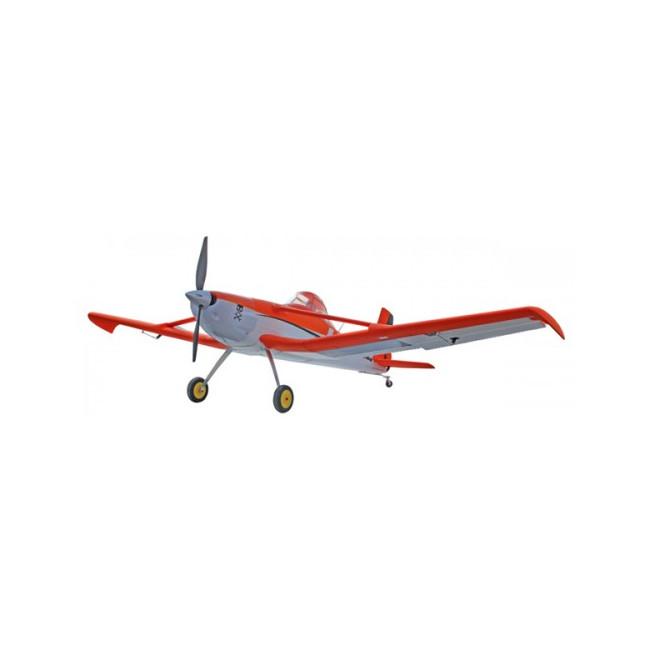 Avión RC Cessna 188 Dynam PNP 1500mm Brushless