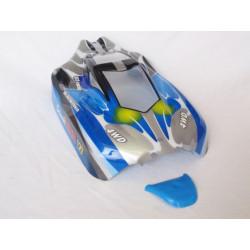Carrocería SST Buggy Stuck RC Azul