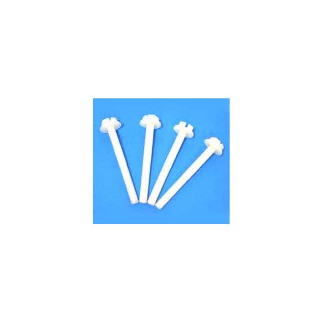 Tornillo de Nylon 6X60(10pzs)