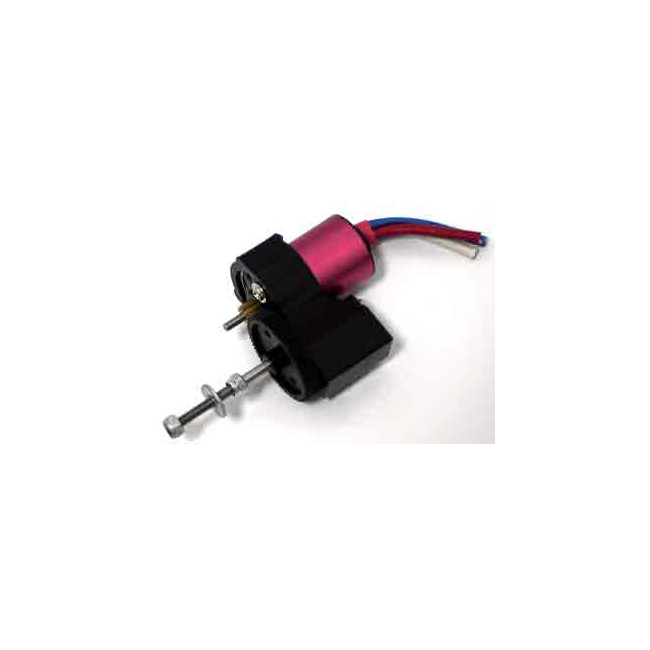 Motor Bruslhess in Runner con reductora 0253
