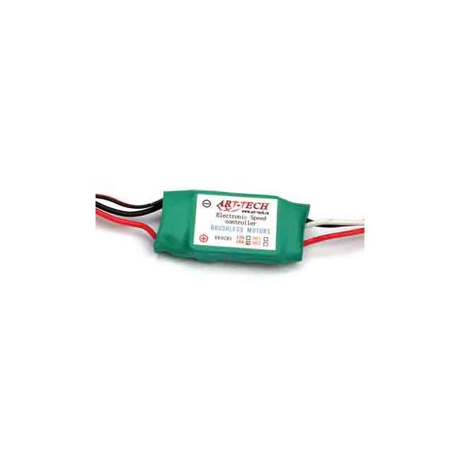 Variador Eléctrico motor Brushless 18A