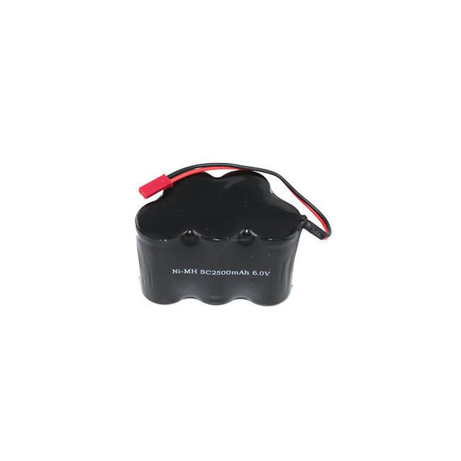 HSP50051 Batería Recargable 6v 2500mAh NI-MH