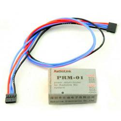 Sensor de Voltaje EXT Telemetría AT-10 RadioLink