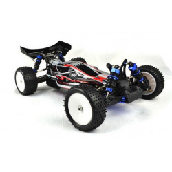 Coche RC Spirit EBL PRO 1/10 EP Carbono Brushless Lipo