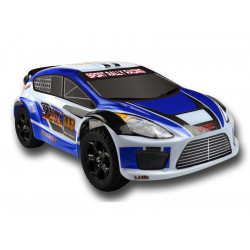 Coche RC XRL-N2 Rally Nitro 4WD 2VEL. FORCE 18