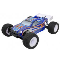 Coche RC Truggy VRX-1 Nitro 4WD ALPHA28 2.4Ghz Azul
