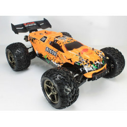 Coche RC Bison Big Foot Brushless Lipo 11.1v 2.4Ghz R.T.R.