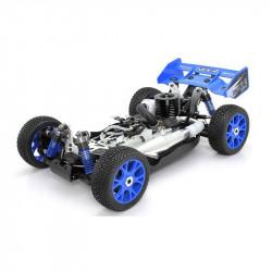 Coche RC VRX-2 Buggy 1/8 Nitro 4WD R.T.R.Rojo