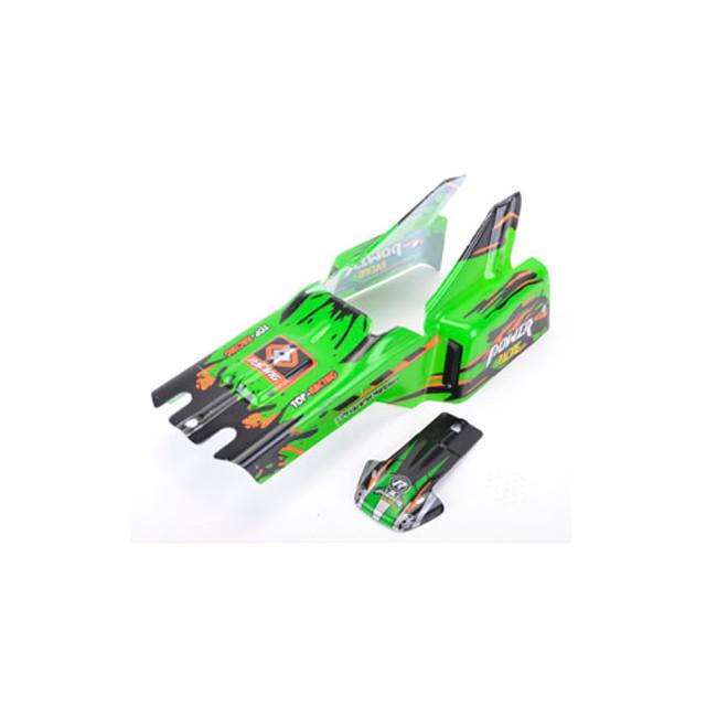 959-47 Carrocería Wave Runner Verde