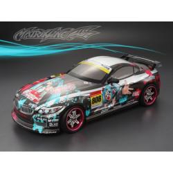 Carrocería BMW Z4 Pintada con Pegatinas