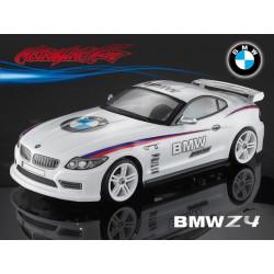 Carrocería BMW Z4 Transparente con Pegatinas