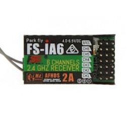 Receptor FS-IA6 Fly Sky Doble Banda 2.4Ghz
