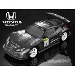 Carrocería Honda HSV Transparente con Pegatinas
