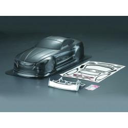 Carrocería BMW Z4 Pintada de Carbono con Pegatinas