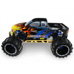 Coche RC Skeleton Monster 1/5 Gasolina 32cc 4WD R.T.R.