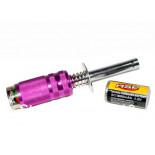 Chispómetro Aluminio con Indicador + Batería