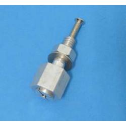Soporte para helice en motor con eje 3,17mm