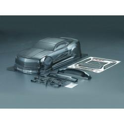 Carrocería Chevrolet Camaro Pintada de Carbono con Pegatinas