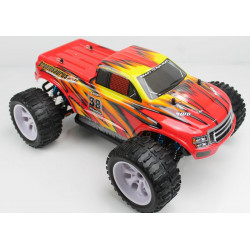 HSP Brontosaurus Lipo Brushless 2,4Ghz TOP (Rojo-Amarillo)