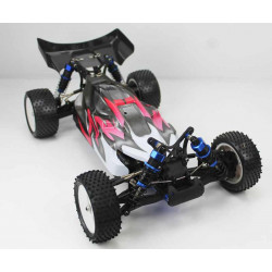 Coche RC Spirit EBL PRO 1/10 EP Carbono Brushless Lipo 73