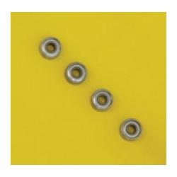 Rodamientos 3x8x4 4Piezas