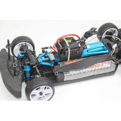 Coche RC Xeme Pro 1/10 Brushless Motor 2,4Ghz