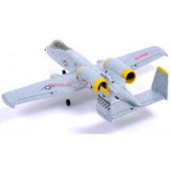 Avión RC A-10 Thunderbolt PNP Dynam