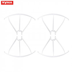 PROTECTORES HELICES DRONE SYMA X5C / SW