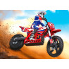 MOTO RC DIRT BIKE SR5 CON MOTOR BRUSHLESS COMPLETA
