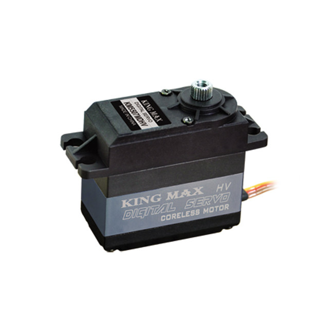Servo Digital KM5507MDHV Piñones de Titanio 7.53Kg 0.043sec.