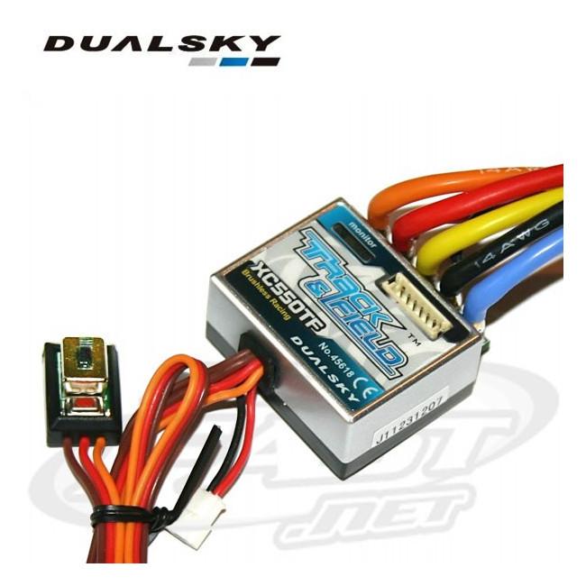 Variador Velocidad Brushless 65Amp. Dualsky