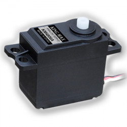 Servo Standard KM4806A 6Kg Piñones Plástico