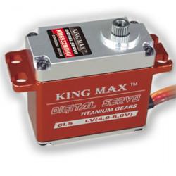 Servo Standard Brushless KM6932MDHV 40KG / 0.10s HV WATERPROOF PIÑONERÍA Y CAJA METÁLICA