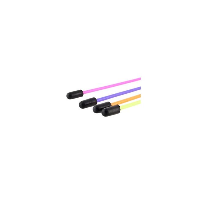 Tubo antena de colores Radiocontrol (4pzs)