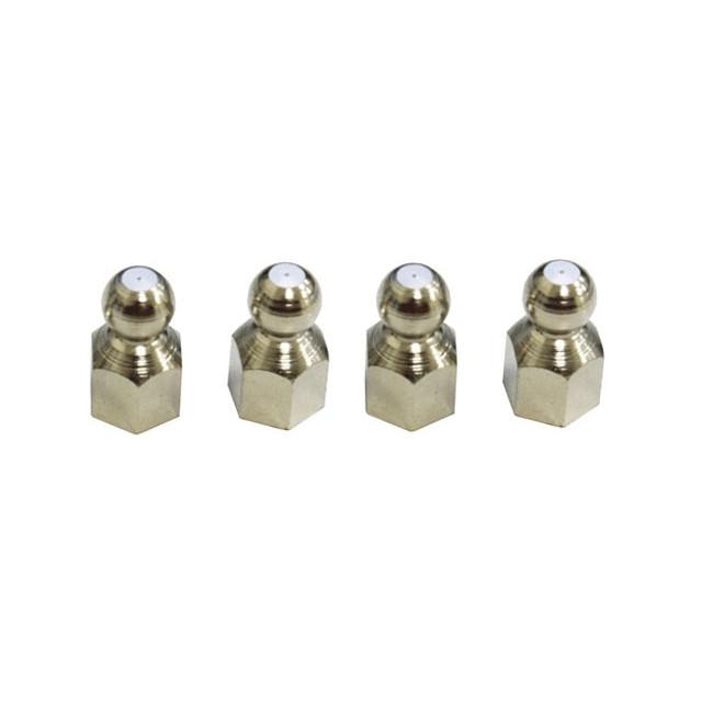 Bolas de rótulas Amortiguadores 1/10 HSP 06023