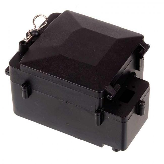Caja de receptor y baterías Bazooka HSP 1/8