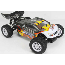 COCHE RC BULLDOG VRX TRUGGY BRUSHLESS+LIPO NEGRO