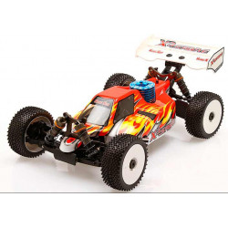 Coche RC X3 Sabre PRO 2.0 Hong Nor Buggy 1/8 Competición en KIT
