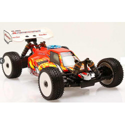 Coche RC X3 Sabre 1-8 Hong Nor Buggy Competición en KIT