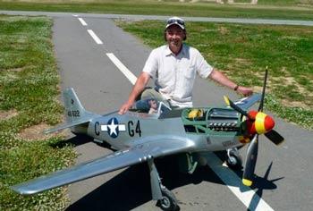 iniciación al aeromodelismo