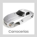 carrocerías coches teledirigidos