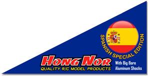 Hong Nor Spanish version rc buggy