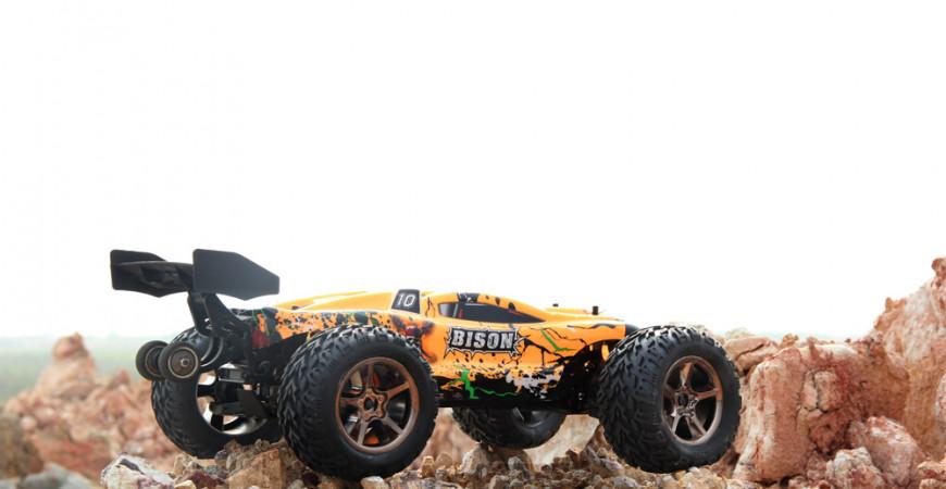 Vídeo presentación BISON de Vkar Racing