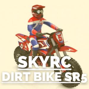 Tienda de recambios para DIRT BIKE SR5 de skyrc moto eléctrica.