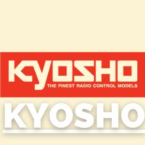 Tienda de recambios de Kyosho