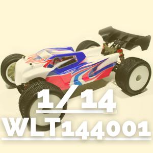 RECAMBIOS WLTOYS 144001 Y LC RACING